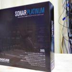 【TASCAM】SONAR Platinum導入レポート!開梱編【ライフタイムフリー】